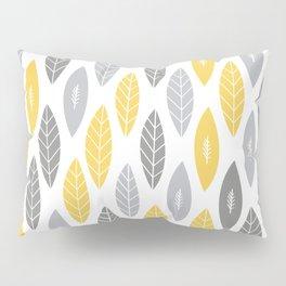 Primrose Leaves Pillow Sham