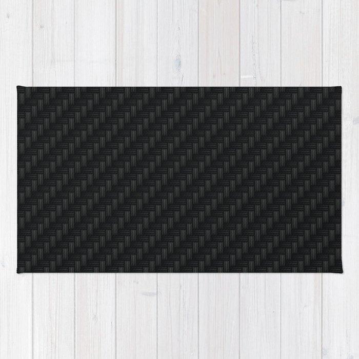 Carbon Fiber Rug