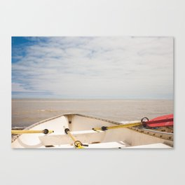 Shimmering, Warm & Bright IV Canvas Print