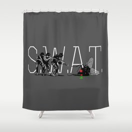 S.W.A.T. Shower Curtain