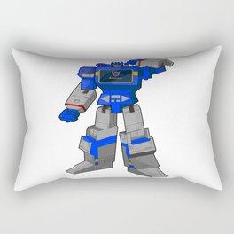 G1 Soundwave Rectangular Pillow