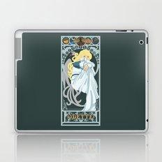 Odette Nouveau - Swan Princess Laptop & iPad Skin