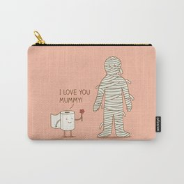 I love mummy Carry-All Pouch