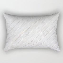 Wooden Boards Rectangular Pillow