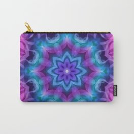 Floral Abstract G269 Carry-All Pouch