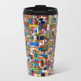 Beer by any Name Travel Mug