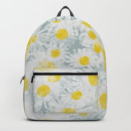 Crazy for the daisy Backpack