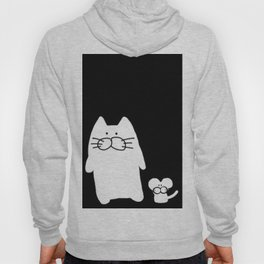 cat and mouse 501 Hoody