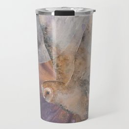 Divine Owl Travel Mug