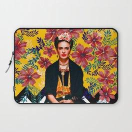 Frida Tropical Laptop Sleeve