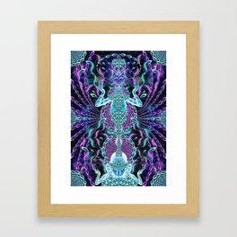 Invoking the Goddess Framed Art Print