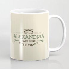 Alexandria Safe Zone Free Trade Mug
