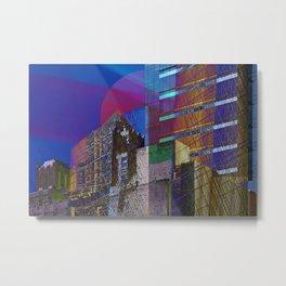 Downtown I Metal Print
