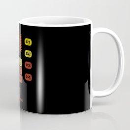 Knight Rider - KITT Coffee Mug
