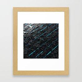 Complications (26.02.18) Framed Art Print