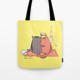 Selfie kitties Tote Bag