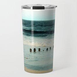 pier 9 Brooklyn Coney Island Travel Mug