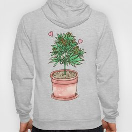 for the love of cannabis Hoody