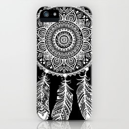 Indian Dream catcher iPhone Case