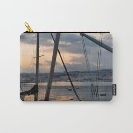 Nautical Sunset in Italy Carry-All Pouch