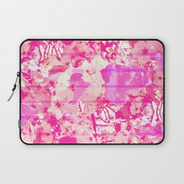 Cherry Bomb Stripe Laptop Sleeve