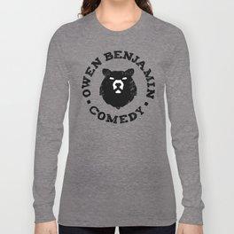 Owen Benjamin Comedy Long Sleeve T-shirt