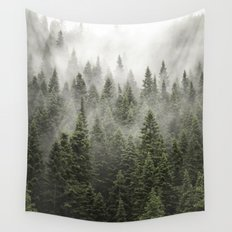 Porcupine ridge (clarity) Wall Tapestry