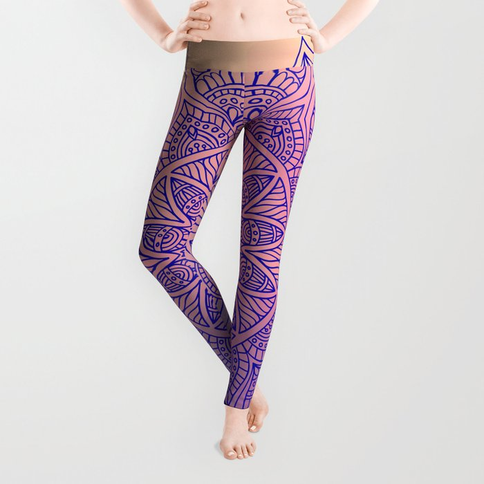 Mild Mandala Leggings