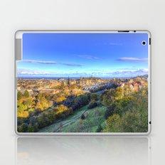 Edinburgh City Panorama Laptop & iPad Skin