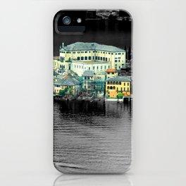 Lago d'Orta iPhone Case