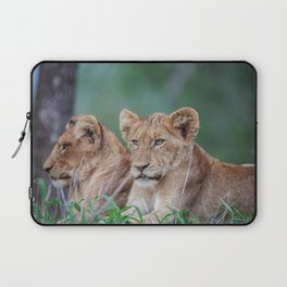 Lion brothers Laptop Sleeve
