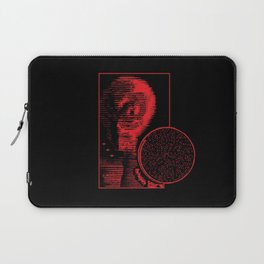 The Voice of God Laptop Sleeve