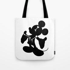 Mickey is Dead No.2 Tote Bag