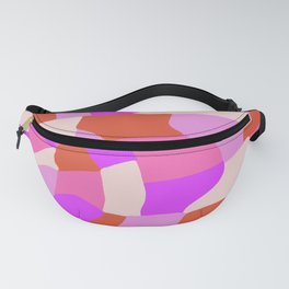 faye patchwork Fanny Pack