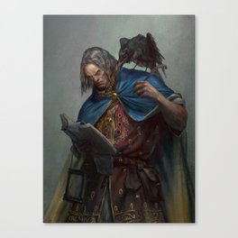 Acolyte Canvas Print