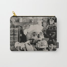 Amorem Morte esse Fortiorem (Love is Stronger than Death) Carry-All Pouch