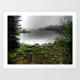 'Portage' Art Print