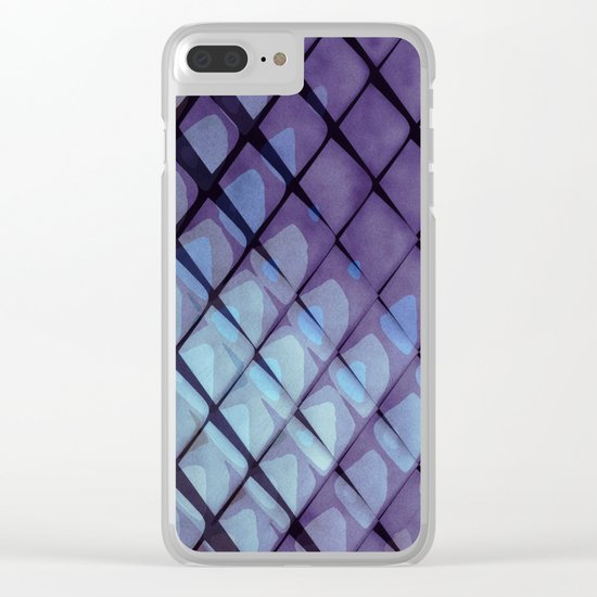 ABS#3 Clear iPhone Case