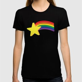 LGBTQ Shooting Star T-shirt