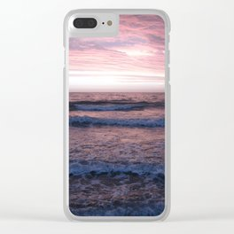 Horizon Clear iPhone Case