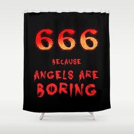 666 Shower Curtain