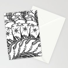 Cinnamon Bun Sun Stationery Cards