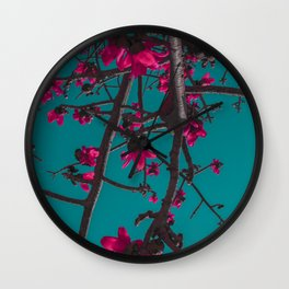 """Untitled// Remembering Alice"" (2017) Wall Clock"