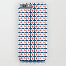 Beach Floral Slim Case iPhone 6s