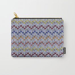 Knitting Hygge Carry-All Pouch