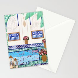 Riad Tamarrakecht Stationery Cards