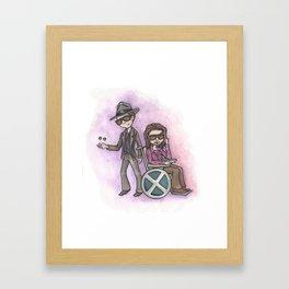Mutant Pimp Framed Art Print