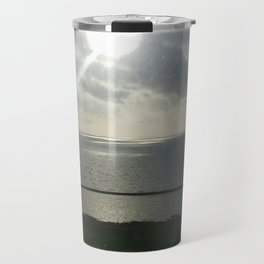 Through the Clouds Travel Mug