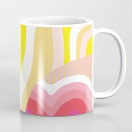 dream state, collage Coffee Mug