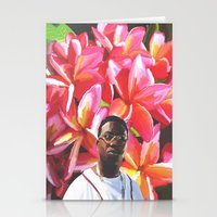 gucci Stationery Cards featuring gucci mane floral by Cree.8